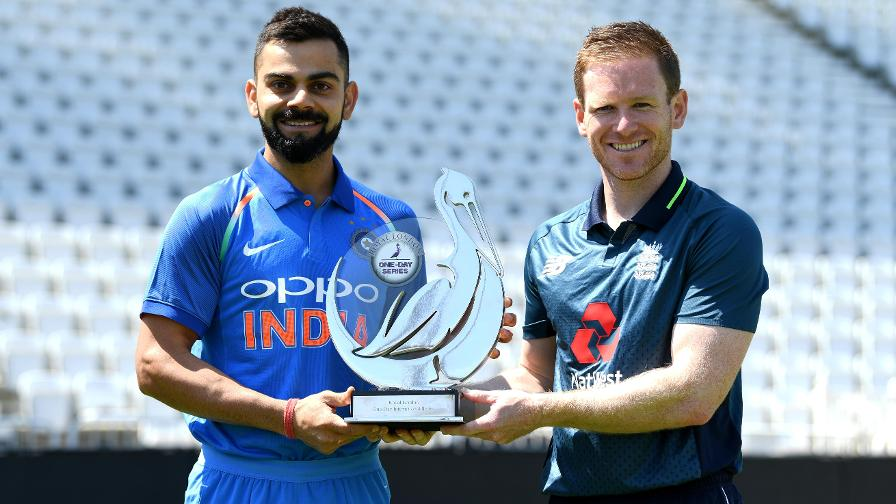 How to follow England's ODI series against India