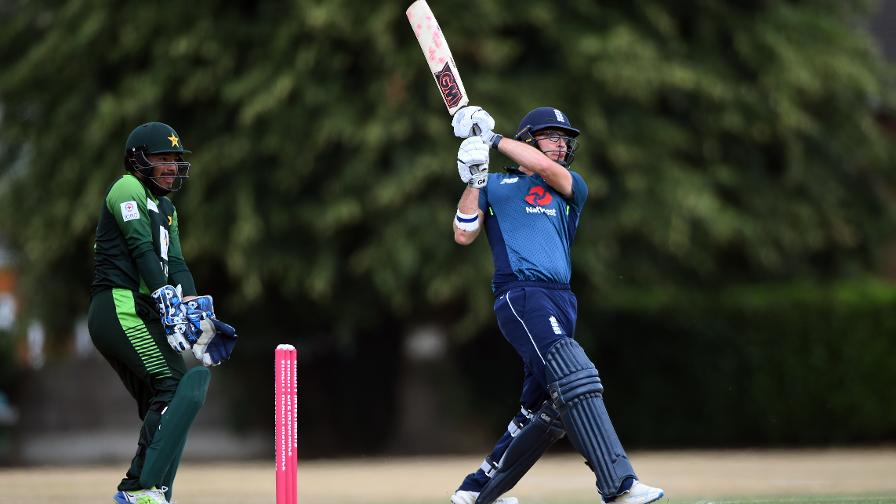 England finish Vitality IT20 Physical Disability Tri-Series in style