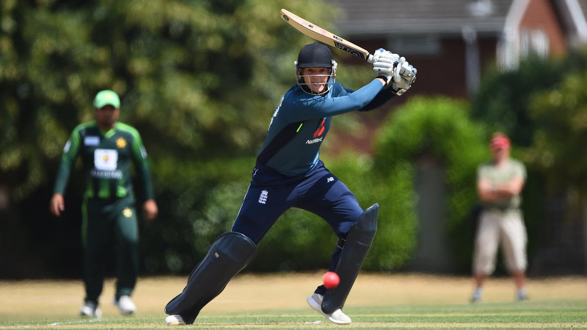 Hugo Hammond struck 68 from just 44 balls