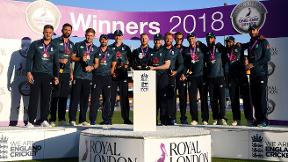Best of the England v India Royal London ODI series