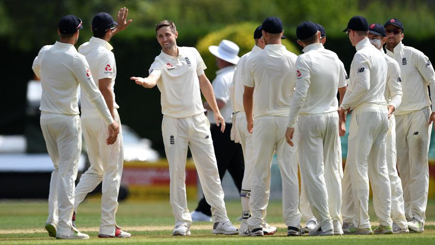 Burns revels in England Lions debut win