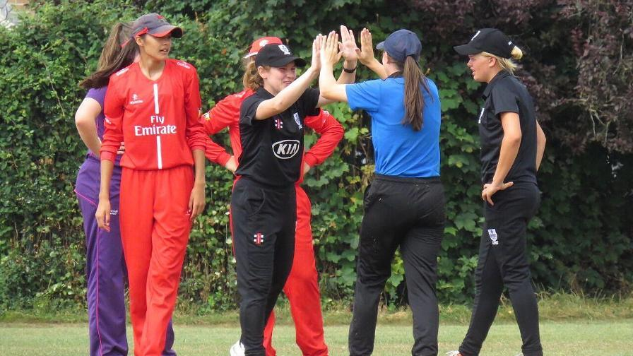 Best young female cricketers head to School Games