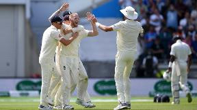 England win the first Specsavers Test Match | Highlights - England v India Day 4