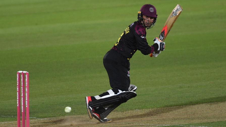 Vitality Blast: Somerset boost knock-out chances
