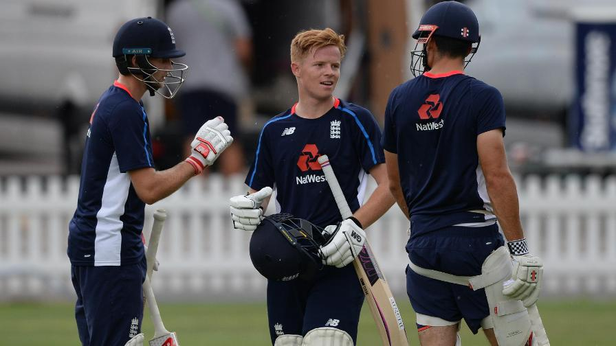 England name squad for second India Test