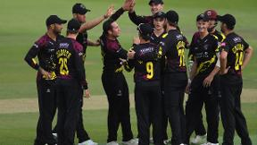 Highlights - Somerset defeat Hampshire
