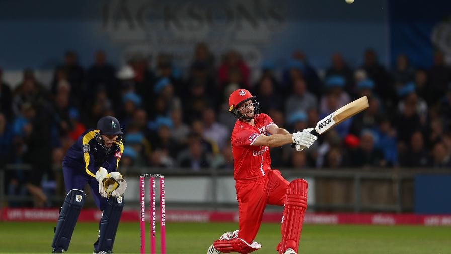 Vitality Blast: Lancashire do double over Yorkshire