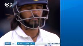 Vijay out, b Anderson