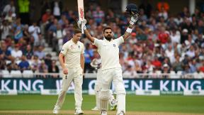 Kohli century leaves England with huge task | Highlights - England v India Day 3