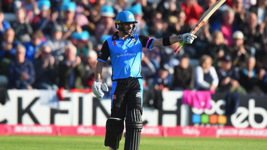Callum Ferguson guides Worcestershire Rapids to their first Finals Day