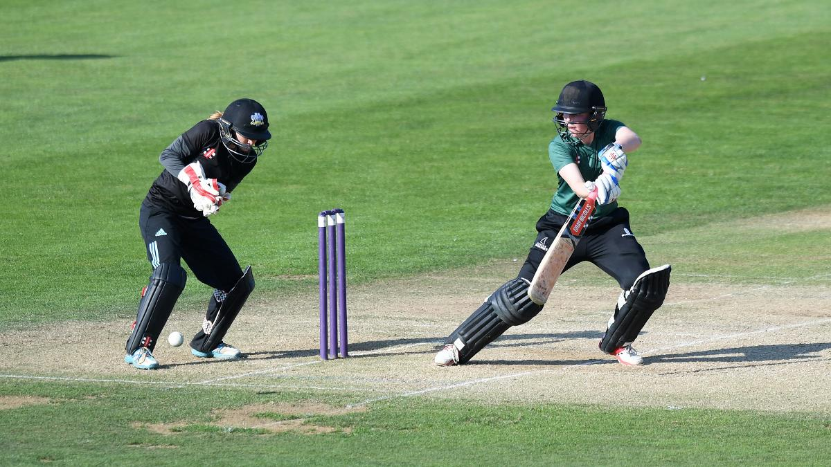 The competition showcased the best young cricketers in the country