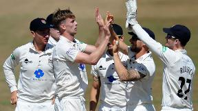 Taylor terrific for Gloucestershire