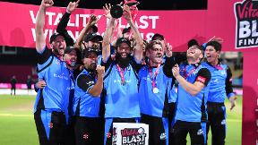 Highlights | Worcestershire Rapids win the 2018 Vitality Blast