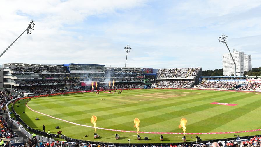 Edgbaston gears up for Finals Day