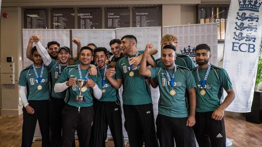 Bradford win 2018 ECB City Cup