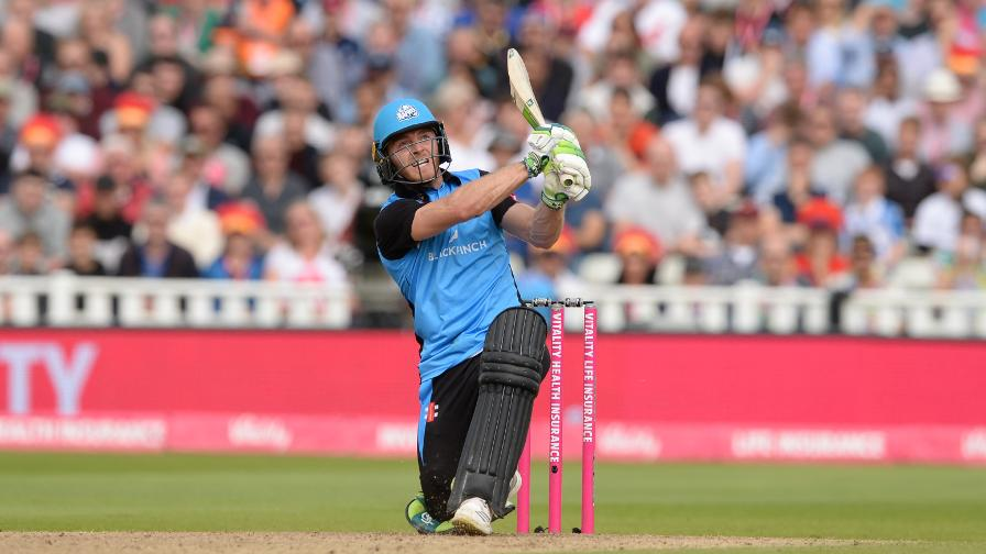 Ben Cox smashes unbeaten half-century to send Worcestershire to the final