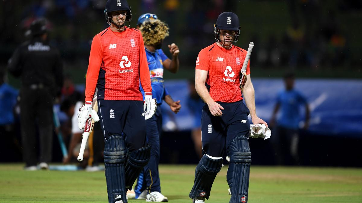 England win by 16 runs (DLS) to clinch the series