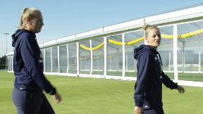 Step inside England's training camp as the players prepare for the ICC Women's World T20   KIA Dugout Diaries
