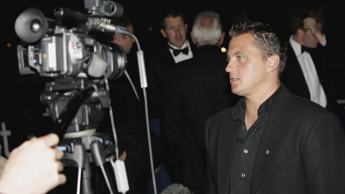 Darren Gough was the first male celebrity to win Strictly Come Dancing.