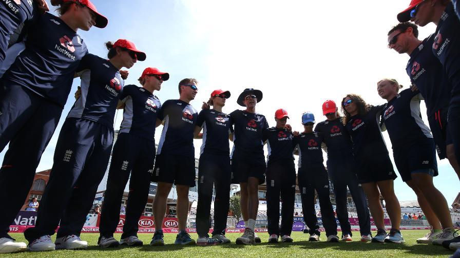 England Women step up World T20 preparation