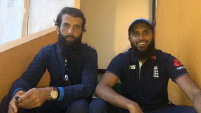 Moeen Ali and Adil Rashid thrilled with England spin trio