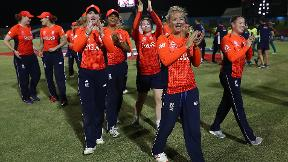 WT20 highlights | England fly past South Africa