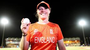 Watch: Devastating Anya Shrubsole hat-trick ends South Africa innings