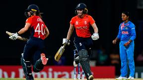 WT20 highlights | England through to final after beating India