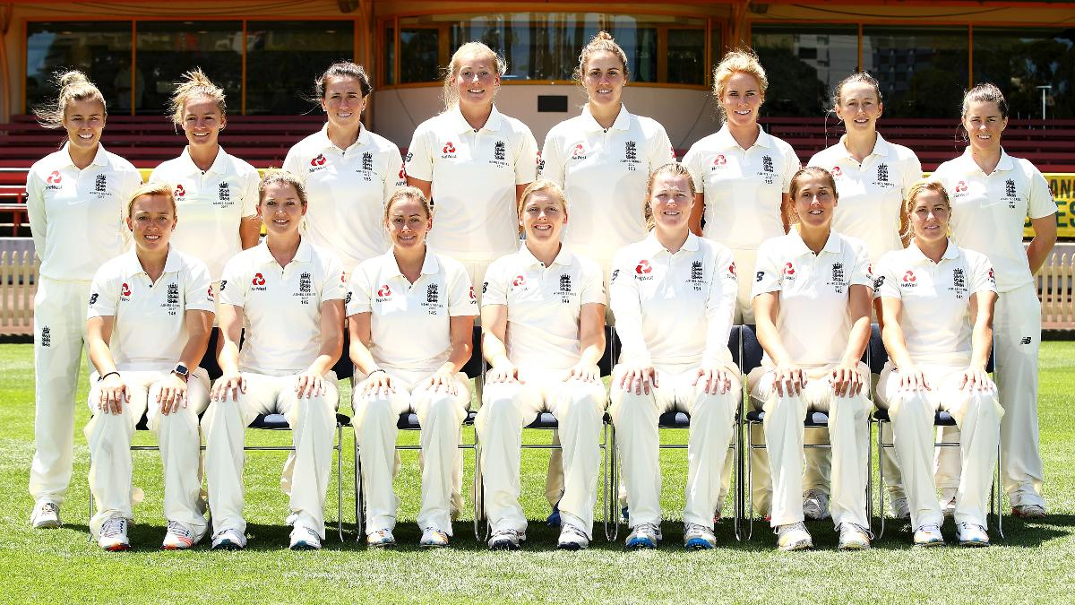 England will be back in whites for the Women's Ashes Test at Taunton