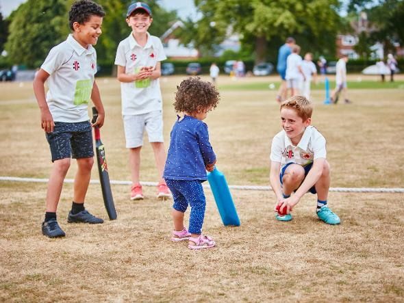 What is Kwik Cricket