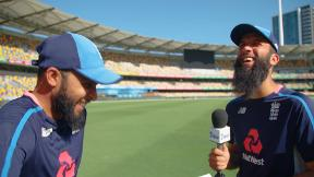 Who's the President of America? Moeen Ali & Adil Rashid play the Chain Quiz