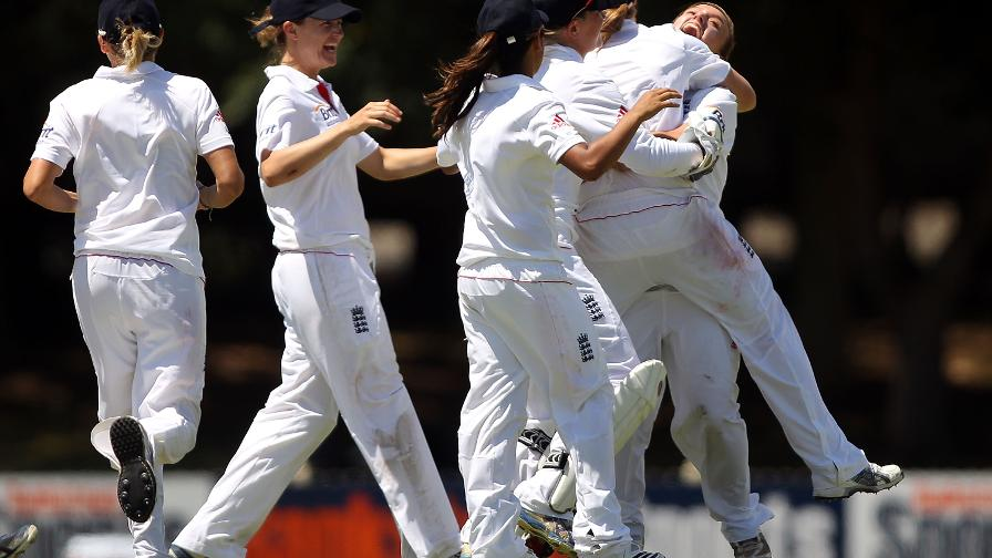 Selection for the Test team followed, playing in her first Test against Australia in 2011. Dani would go on to play her part in three Ashes wins during her career.