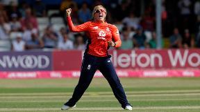 England teammates pay tribute to Dani Hazell