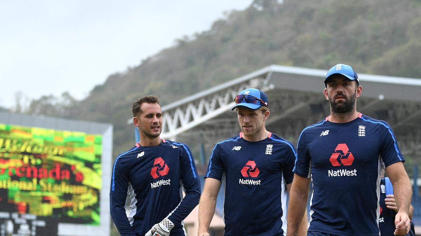 The start of the third ODI was delayed by rain