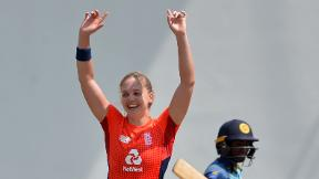 Freya Davies and Tammy Beaumont discuss Sri Lanka IT20 win