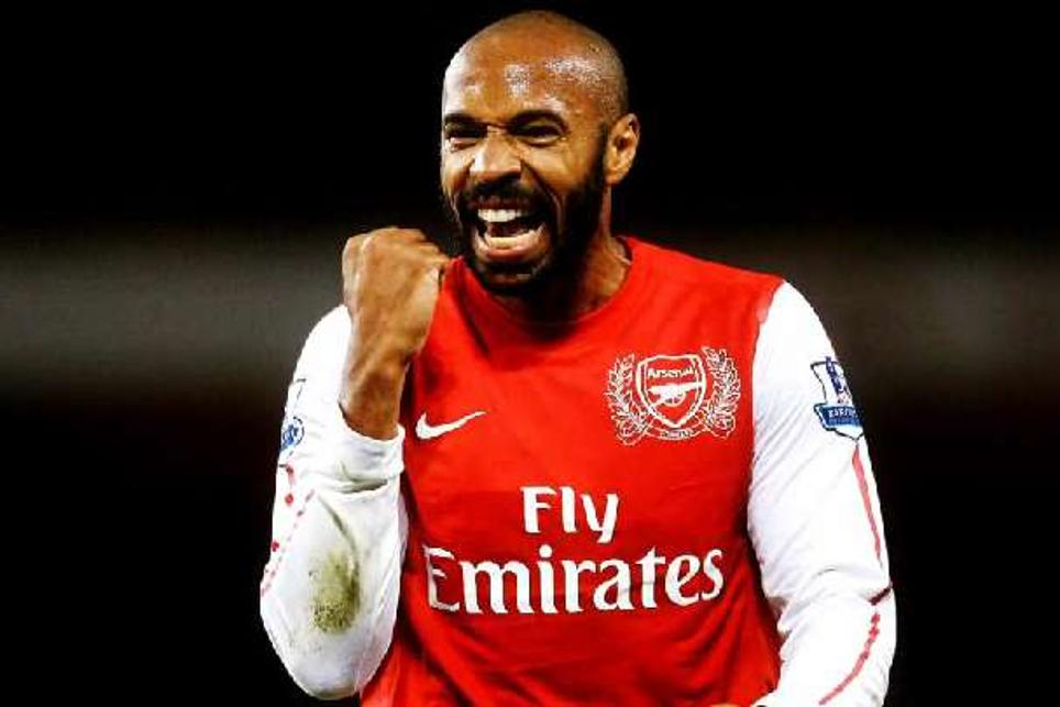 Thierry Henry Premier League Stats