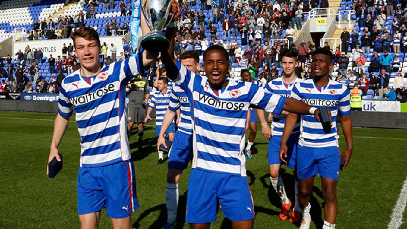 Reading beat Man City to win the inaugural U21 PL Cup