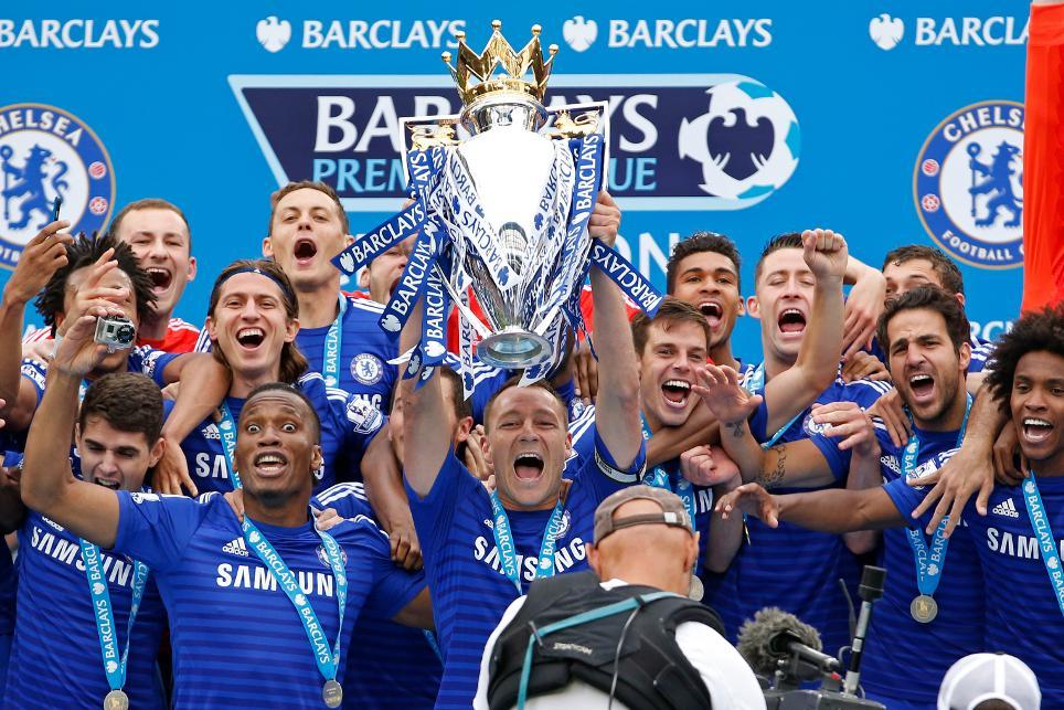 2014/15 Premier League champions: Chelsea