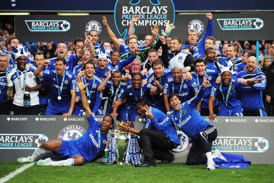 Premier League Champions League Plätze