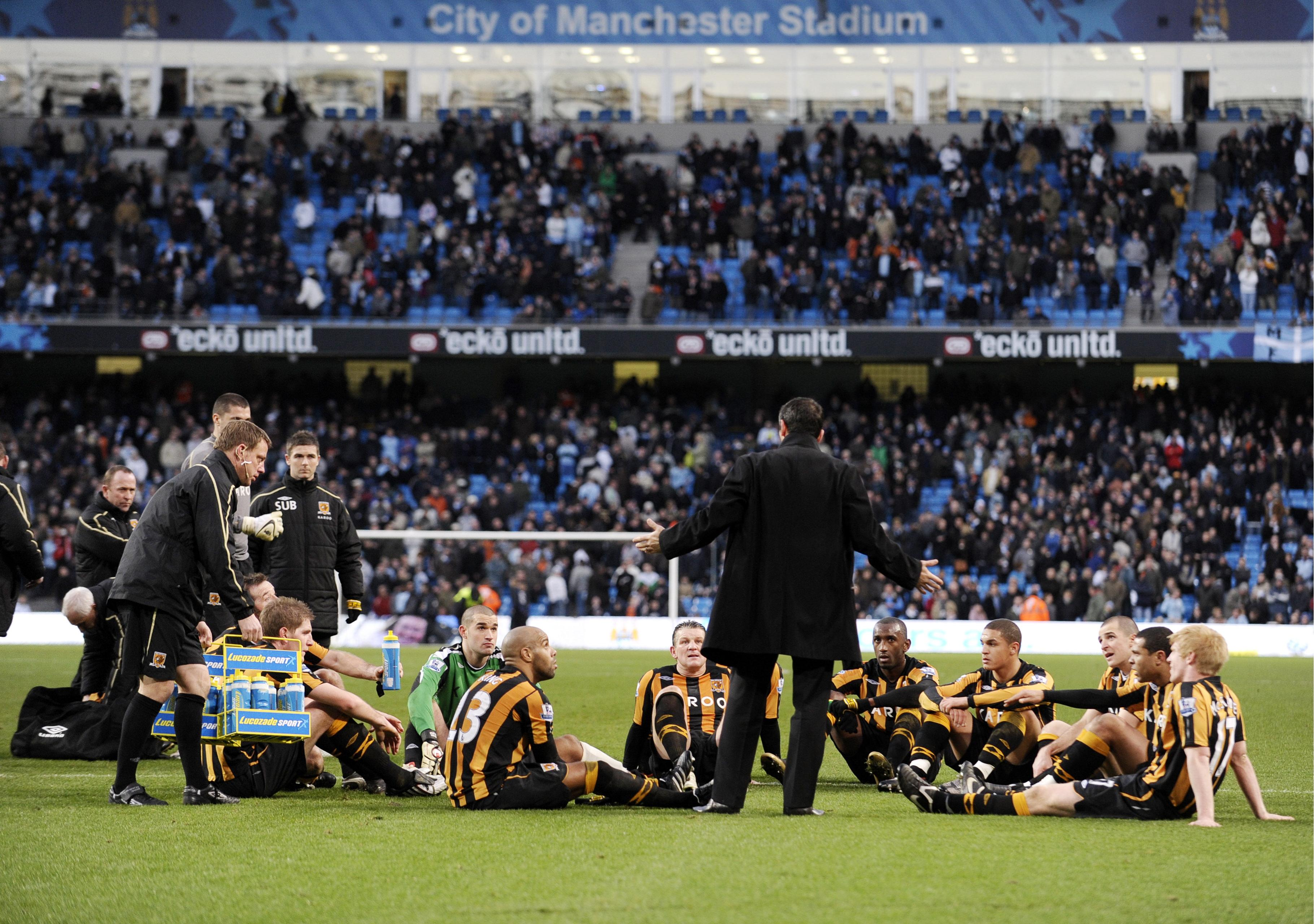 High flyers to strugglers hull 39 s pl debut for 06 07 premier league table
