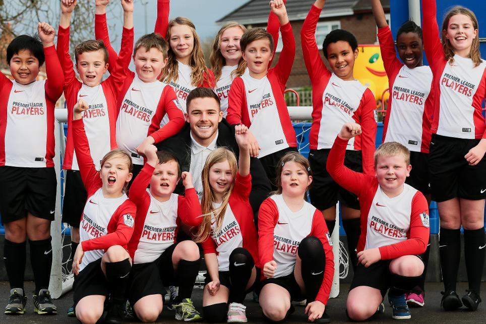 Premier league players 39 kit scheme schools football for 06 07 premier league table
