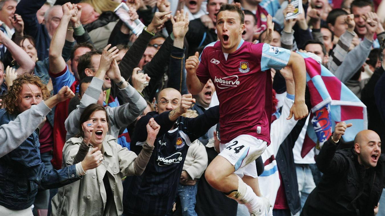 Mark Noble scored as West Ham beat Bolton 3-1 in the penultimate match of the season