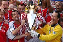 2001/02 Premier League champions: Arsenal