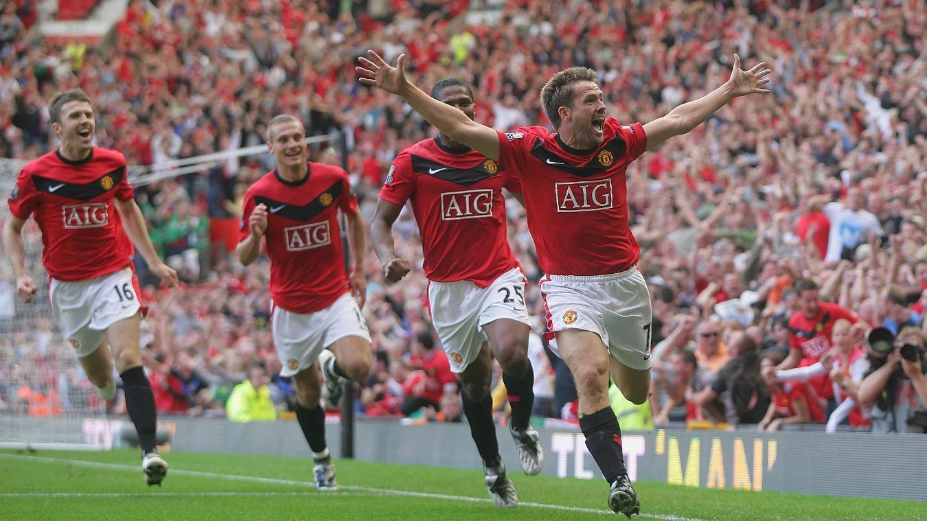 Michael Owen, Manchester United