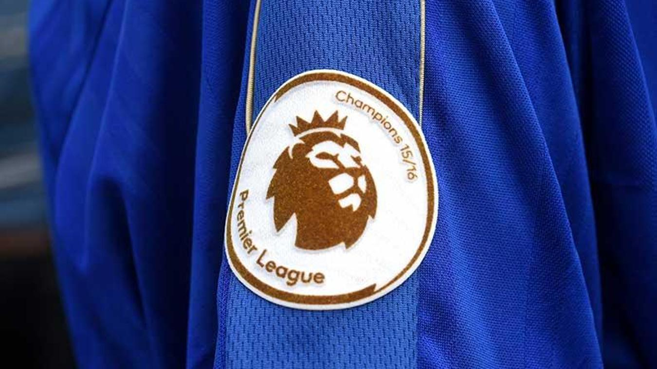 Leicester City will be the first team to wear the new champions badge