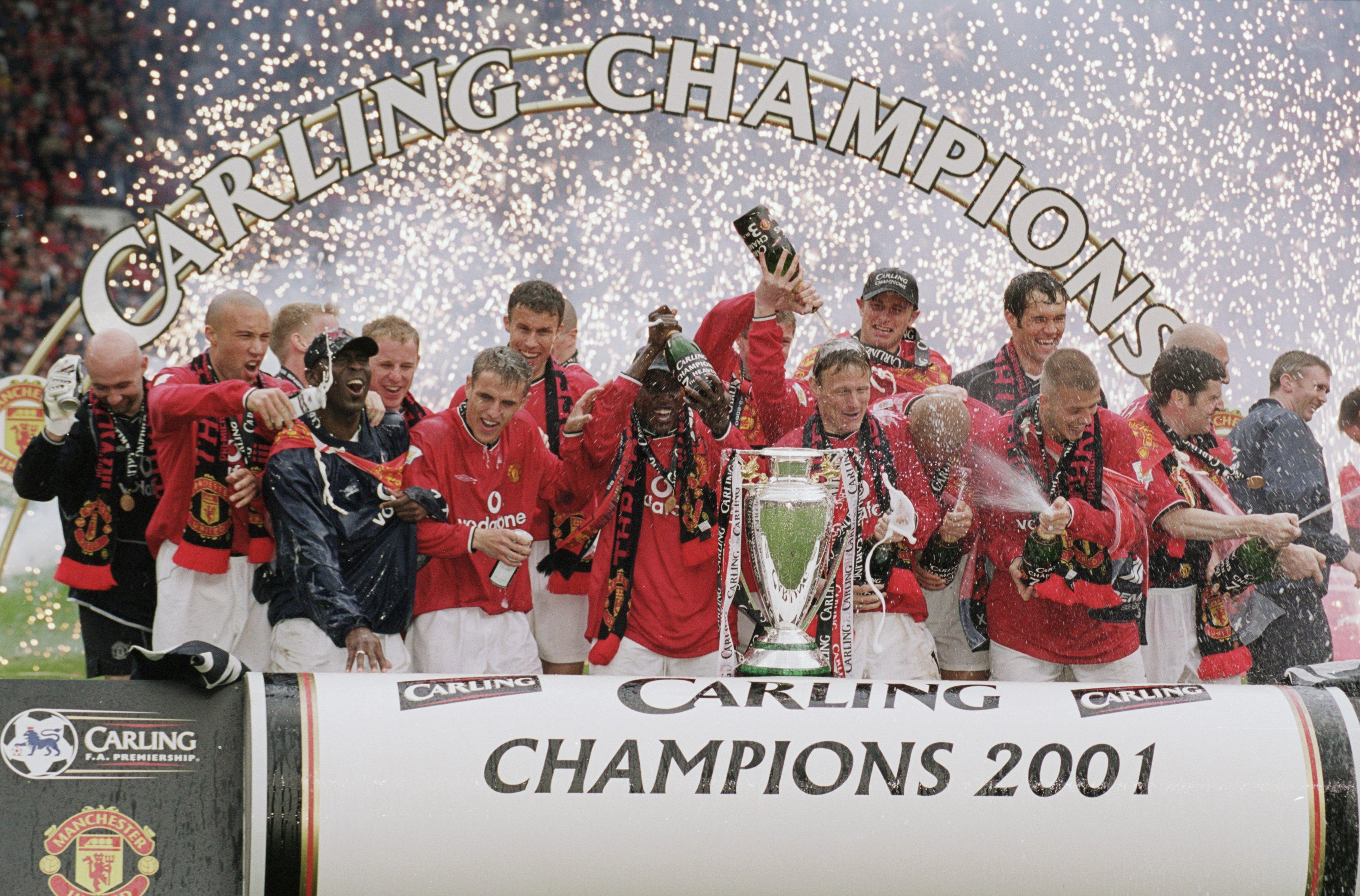 Carling announced as beer partner of the league for Premier league table 99 2000
