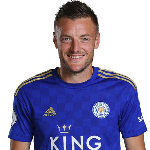 Jamie Vardy earned a  million dollar salary - leaving the net worth at 11 million in 2018
