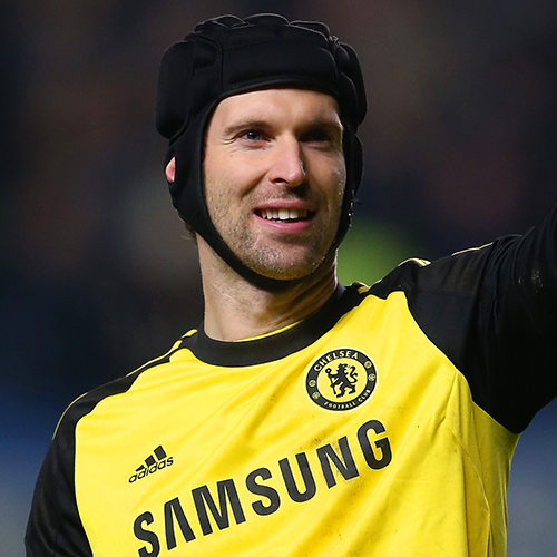 ¿Cuánto mide Petr Cech? - Real height P11334