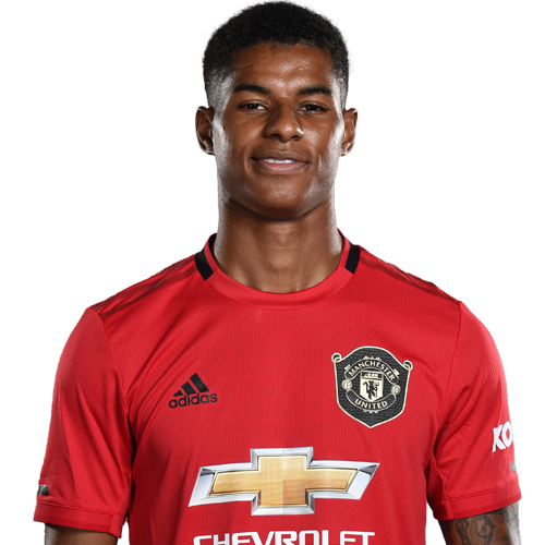 ¿Cuánto mide Marcus Rashford? - Altura - Real height P176297