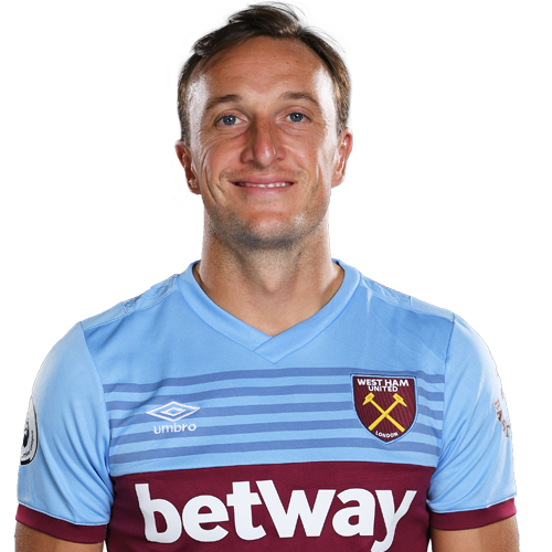 ¿Cuánto mide Mark Noble? - Real height P18073